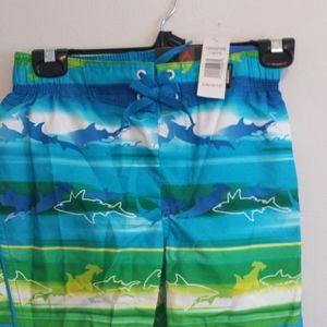 2 for 20 NWT Gerry Boys Swimming Trunk LG (10/12)